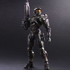 J!NX : Halo 5: Guardians Play Arts -Kai- Master Chief