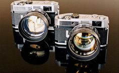 """The Canon 7 was a rangefinder system camera produced by Canon Inc., the last compatible with the Leica M39 lens mount. It was introduced in September 1961, with an integrated Selenium meter cell. Further versions, branded Canon 7s and Canon 7s Type II (or Canon 7sZ), modified the design slightly by introducing a cadmium sulfide cell."""