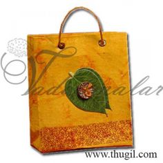 Paper bags for return gifts