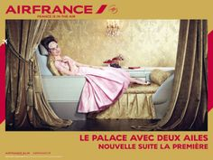 Nowa kampania Air France / New Air france campaignEXAMPLE.PL