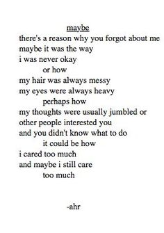 This is everything I've been wanting to say but couldn't find the words to do so Tumblr Quotes, New Quotes, Lyric Quotes, Quotes To Live By, Love Quotes, Funny Quotes, Lyrics, Moody Quotes, Poetry Quotes