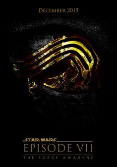 Star Wars The Force Awakens [Kylo Ren Poster]