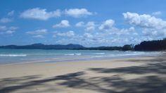 Nai Thon beach - Phuket Island, Thailand