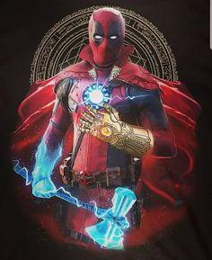 Deadpool Art, Deadpool Funny, Marvel Funny, Marvel Memes, Deadpool Painting, Deadpool Symbol, Deadpool Quotes, Deadpool Tattoo, Deadpool Costume