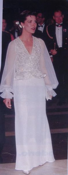 A Retrospective: Rose Ball 1989 in Dior.   - Monaco - Page 4 - The Royal Forums