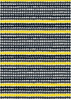 Product: Räsymatto fabric  Code:063280  Pattern:Räsymatto  Pattern Designer:Maija Louekari  Material: 100 % heavyweight cotton  Repeat: 62 cm