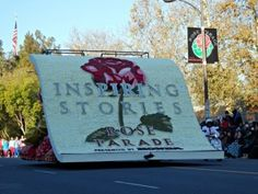 2015 Rose Parade - Inspiring and Accessible!