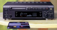 SONY MDS-S35 (launched 1995)