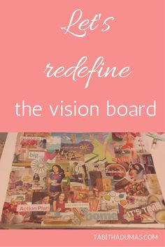 Let's redefine the vision board concept to work for YOU and your life. Here's why you need one plus some fun alternatives to a traditional board. Prayer Board, Work On Yourself, Personal Development, Boards, Workshop Ideas, Let It Be, How To Plan, Life, Business