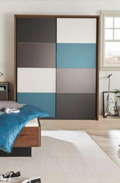 Check out this essential photo as well as browse through today facts and strategies on bedroom furniture rustic Living Room Partition Design, Room Partition Designs, Bedroom False Ceiling Design, Wardrobe Interior Design, Bedroom Closet Design, Kids Room Furniture, Bedroom Furniture Design, Furniture Sets, Sliding Door Wardrobe Designs
