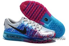 save off 925fe 07542 Nike Air Max Flyknit Black Blue Silber Purple TopDeals, Price   87.96 -  Adidas Shoes,Adidas Nmd,Superstar,Originals