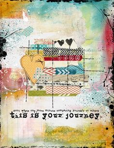 this is your journey