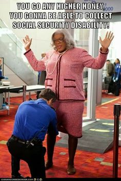 Tyler Perry stars as Madea/Joe/Brian in Lionsgate's Madea's Witness Protection Photo credit by KC Bailey. - Movie still no 3 Madea Funny Quotes, Madea Humor, Movie Quotes, Funny Memes, Hilarious, Humor Quotes, Qoutes, Medan, Madea Movies