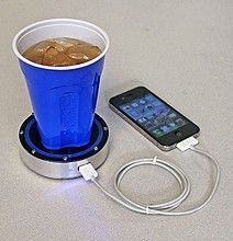 Power Charger Fuels Your Smartphone Using Just A Hot Or Cold Source