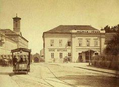 1888. Frankel Leó utca, Császár fürdő.