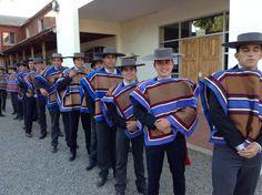 Huasos y tradición.