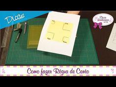 Régua de Canto Caixinha de Leite - YouTube