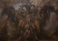 The sinister art of Paolo Girardi - Album on Imgur