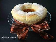 Pan brioche allo yogurt nel fornetto Versilia Cucina vista mare