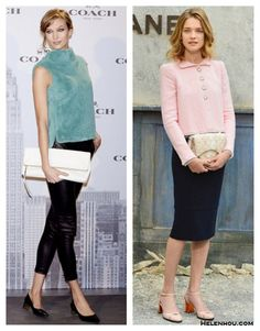 Pretty Pastel: Go-Everywhere Holiday Outfit Ideas
