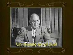 Napoleon Hill, 1 habla sobre la sabiduria de Andrew Carnegie Subtitulos en español