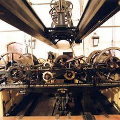 clock tower mechanism - Поиск в Google