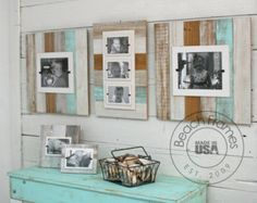 cape cod style reclaimed wood picture frame 8 x 10 picture wood frame white washed beach frame wedding gift portrait frame Reclaimed Wood Picture Frames, Picture On Wood, 10 Picture, Picture Ideas, Wooden Frames, Cypress Wood, Beach Frame, Weathered Wood, Rustic Wood