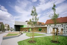 Lesezeichen Salbke, Magdeburg / KARO* architekten