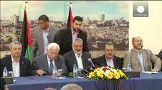 Netanyahu dice a Abbas que debe elegir entre firmar la paz con Israel o con Hamas