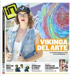 #Vikinga en portada de Indice!
