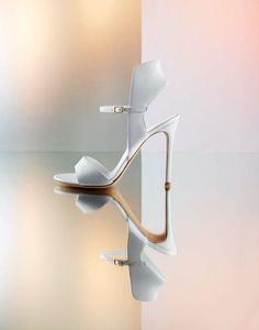 White out.  http://www.barneys.com/Gianvito-Rossi-Posted-Ankle-Strap-Sandal/502510080,default,pd.html?cgid=BARNEYS=8