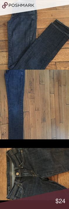 Citizens of humanity jeans Iike new ! Dark wash straight/skinny fit size 24 waist Citizens of Humanity Jeans Skinny