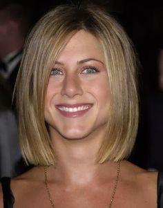 Jennifer Aniston short bob