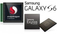The Samsung Galaxy S6 not take Qualcomm processor