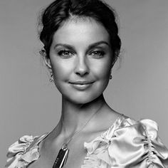 Ashley Judd - American actress, philanthropist and women's rights activist