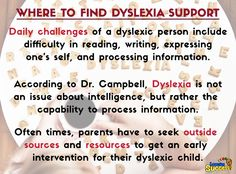 Dyslexia Support at University?