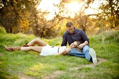 Fab You Bliss, Jacqueline Photography, Outdoorsy, Camping, Chic Themed Engagement Session 055
