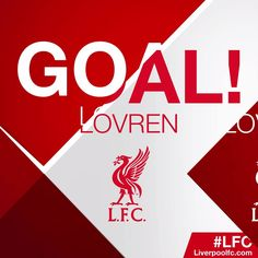 Dejan Lovren gives the Reds the lead with a sublime volley! ⚽