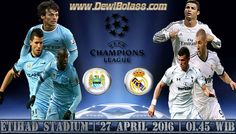 Prediksi Manchester City vs Real Madrid 27 April 2016 #dewibet #dewibola88 #agenjudionline #bettingonline #sportbook #casino #bolatangkas #togel #sabungayam #kartucapsa #poker #dominoqq #ceme #slotgames #agenjuditerpercaya #agenterpercaya
