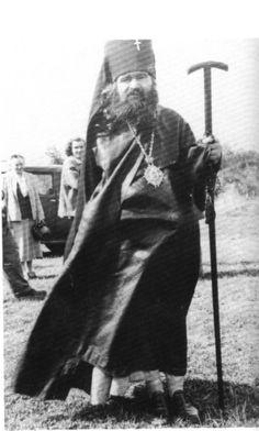 Vladika John, 1950's