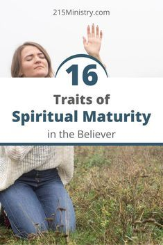 Spiritual maturity develops over time. Here are 16+ traits that will help you become a spiritually mature Christian. #spirituallymature #Biblestudy #whattheBiblesays #Christianlife Doers Of The Word, Word Of God, Strong Faith, Faith In God, Inductive Bible Study, Praying For Someone, Book Of Matthew, Fast And Pray, Jesus Help
