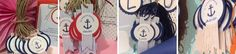 lospapelesdeines: Etiquetas de comunión marineras