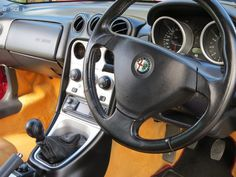 New & Used cars for sale in Australia Alfa Romeo Gtv 2000, Alfa Romeo Logo, New And Used Cars, Cars For Sale, Spider, Badge, Concept, Classic, Interior