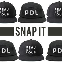 Snap it, NOW AVAILABLE on our website! Limited quantities available.