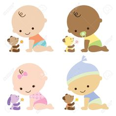 Asians clipart baby boy - Pencil and in color asians . Clipart Baby, Baby Room Pictures, Baby Boy Photos, Baby Girl Halloween, Baby Teddy Bear, Cute Teddy Bears, Baby Bears, Baby Boy Themes, Boy Illustration