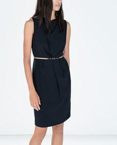 Zara work dress