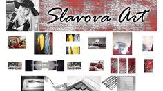 Wandbilder Slavova Art
