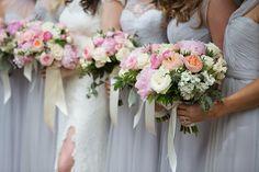 Whimsical Nature Inspired Ballroom Wedding