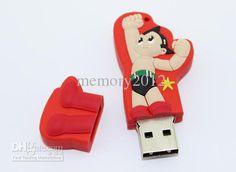 Çok hoş bir Astro Boy USB Belleği... :)