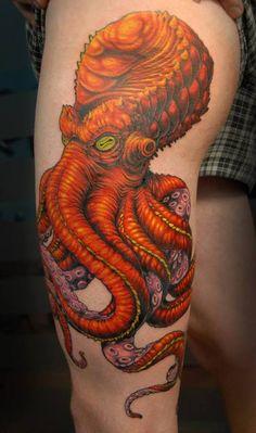 Killer octo tat.